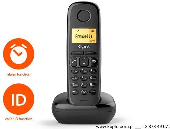 Gigaset A170 telefon bezprzewodowy