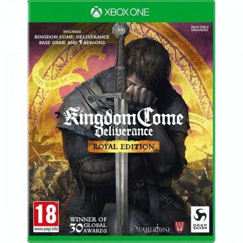 Kingdom Come Deliverance Royal Ed. XOne