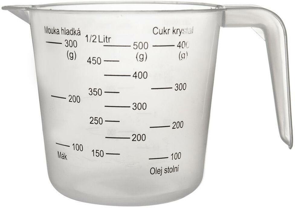 Miarka kuchenna kubek z miarką 500 ml