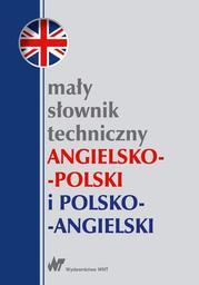 Mały słownik techniczny angielsko-polski i polsko-angielski - Ebook.