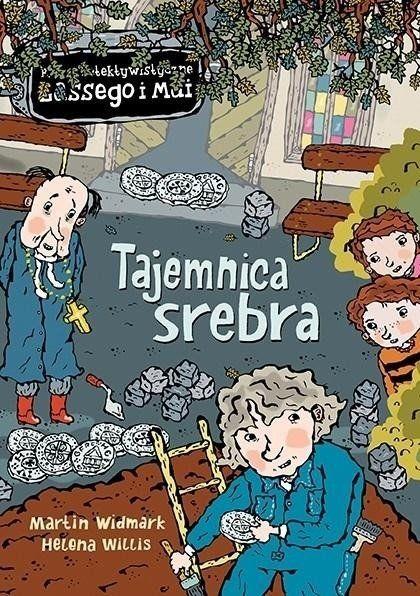 Biuro Detektywistyczne Lassego i Mai Tajemnica srebra - Martin Widmark