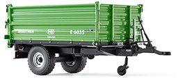 WIKING 7348 miniaturowe pojazdy, zielone