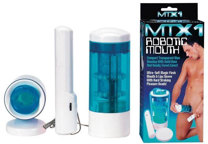 Masturbator Oralny MTX1 Robotic Mouth 100% DYSKRECJI BEZPIECZNE ZAKUPY