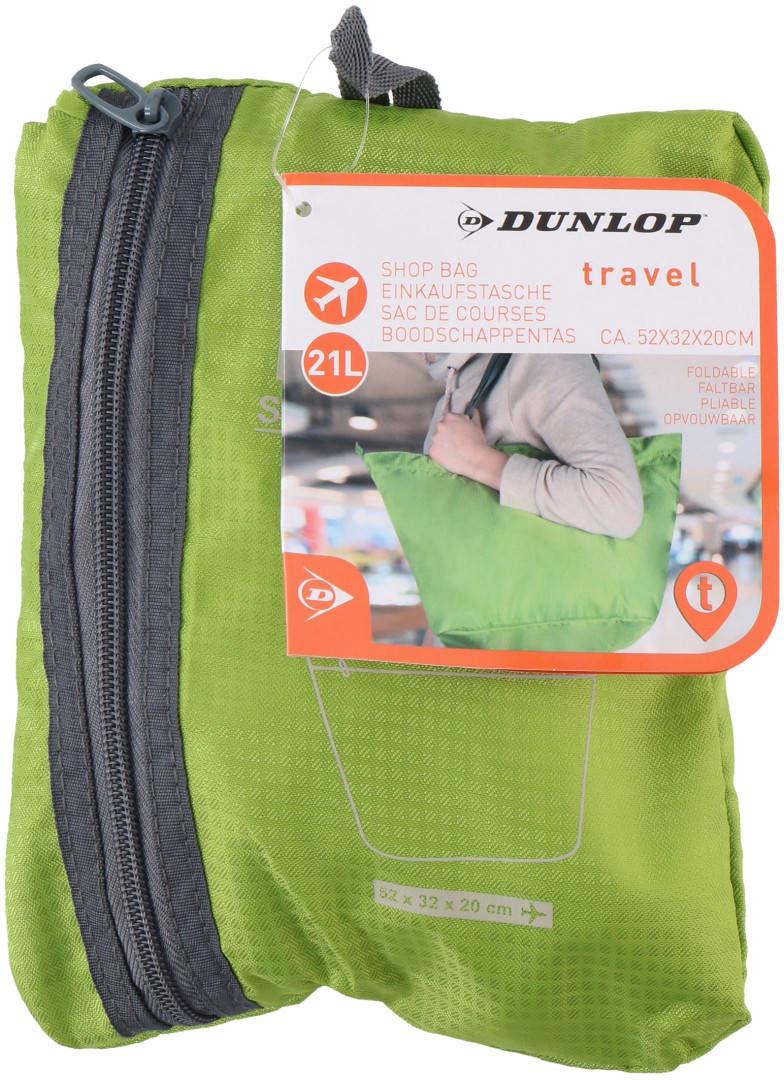 Torba składana materiałowa na zakupy Dunlop 21L