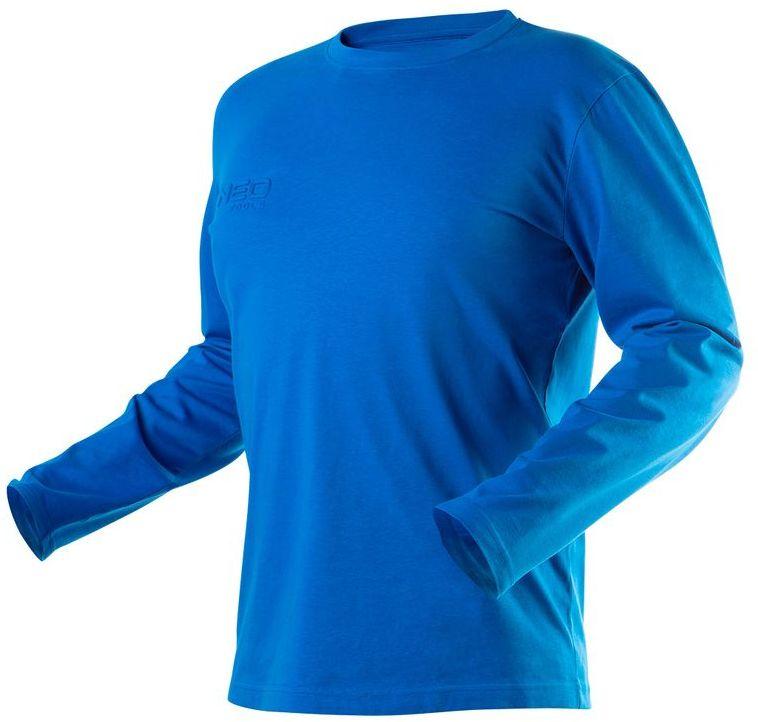 Koszulka z długim rękawem HD+, rozmiar M 81-617-M