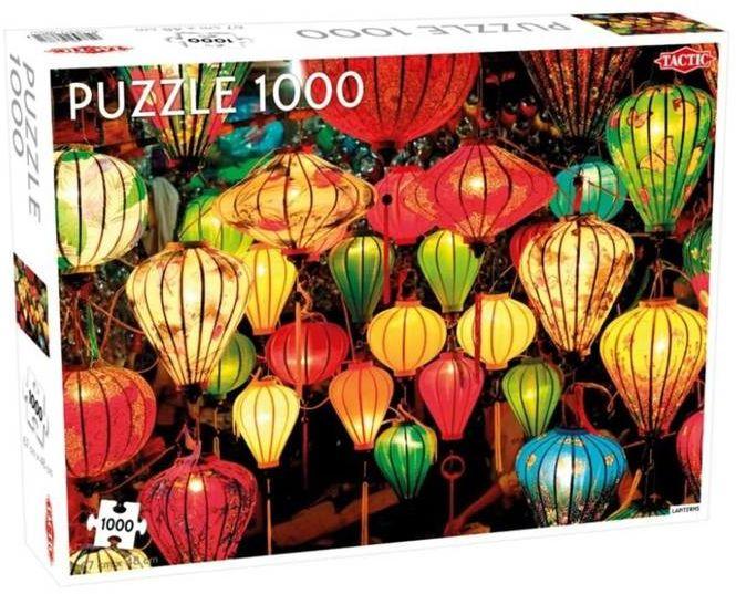 Puzzle 1000 Lanterns - Tactic