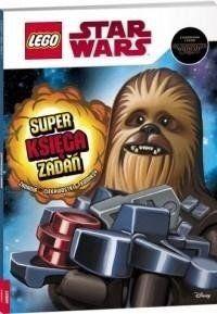 Lego Star Wars Superksięga zadań - praca zbiorowa