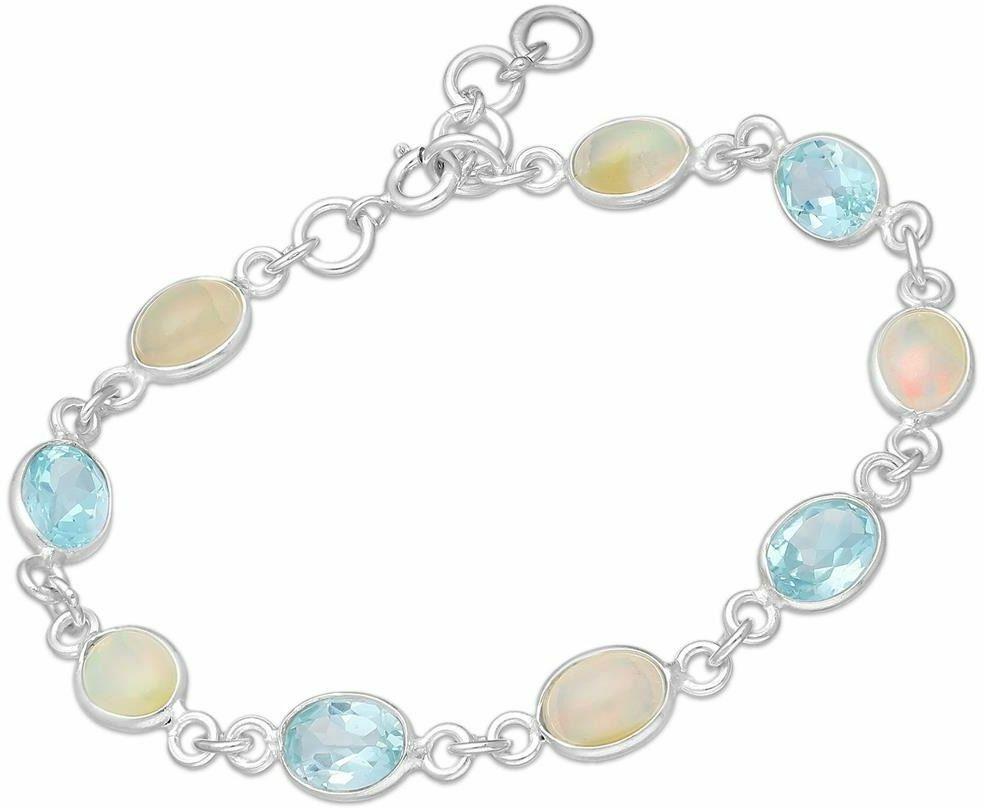 bransoletka opal etiopski
