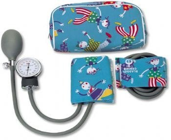 Kolorowe ciśnieniomierze dla dzieci