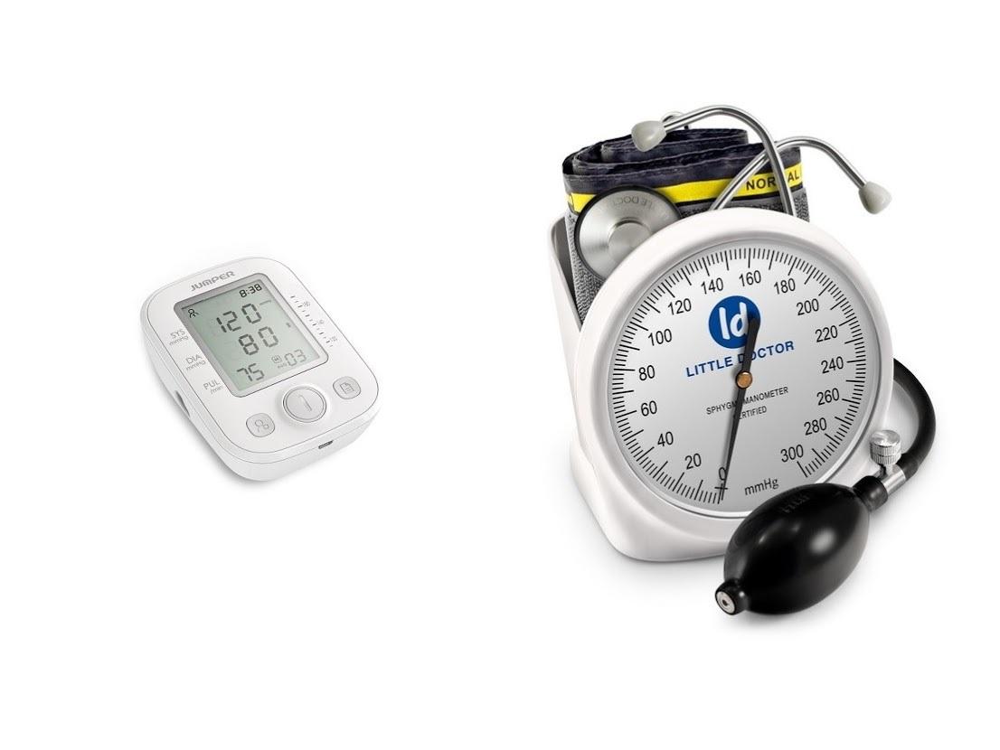 eletroniczny zegarowy cisnieniomierz