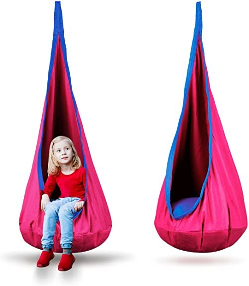 Fotel wiszący dla dzieci