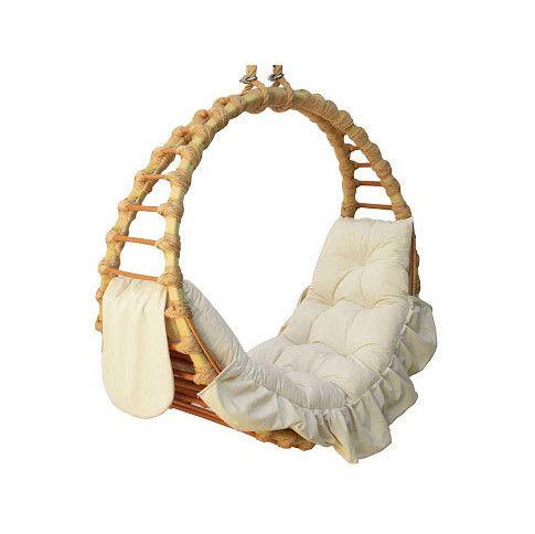 Fotel wiszący pierścień