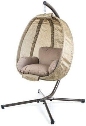 Fotel wiszący składany