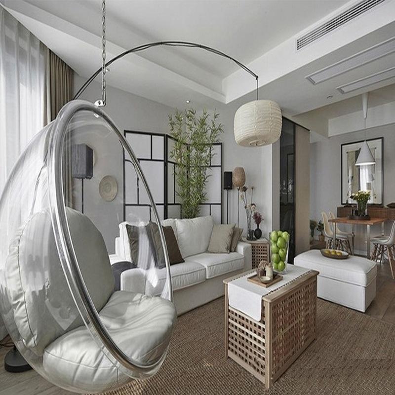 fotel wiszacy mieszkanie