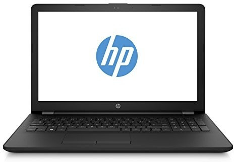 HP 15-bs z przodu