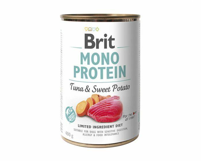 brit mono protein mokre
