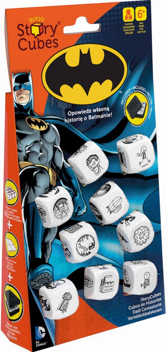 Gra rodzinna w kostki do opowiadania historii związanych z Batmanem
