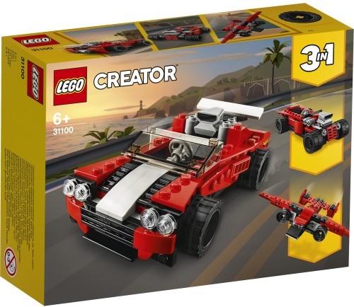 Zabawka samochód dla dzieci Lego Creator
