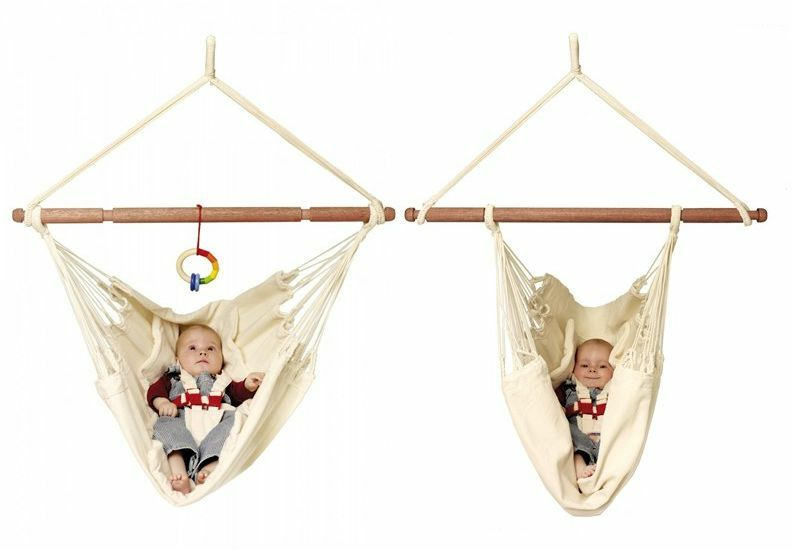krzeslo brazylijskie dla niemowlaka