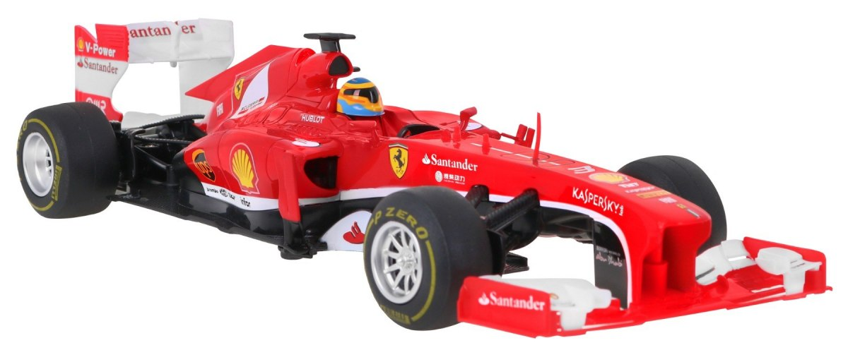 Bolid zdalnie sterowany Ferrari