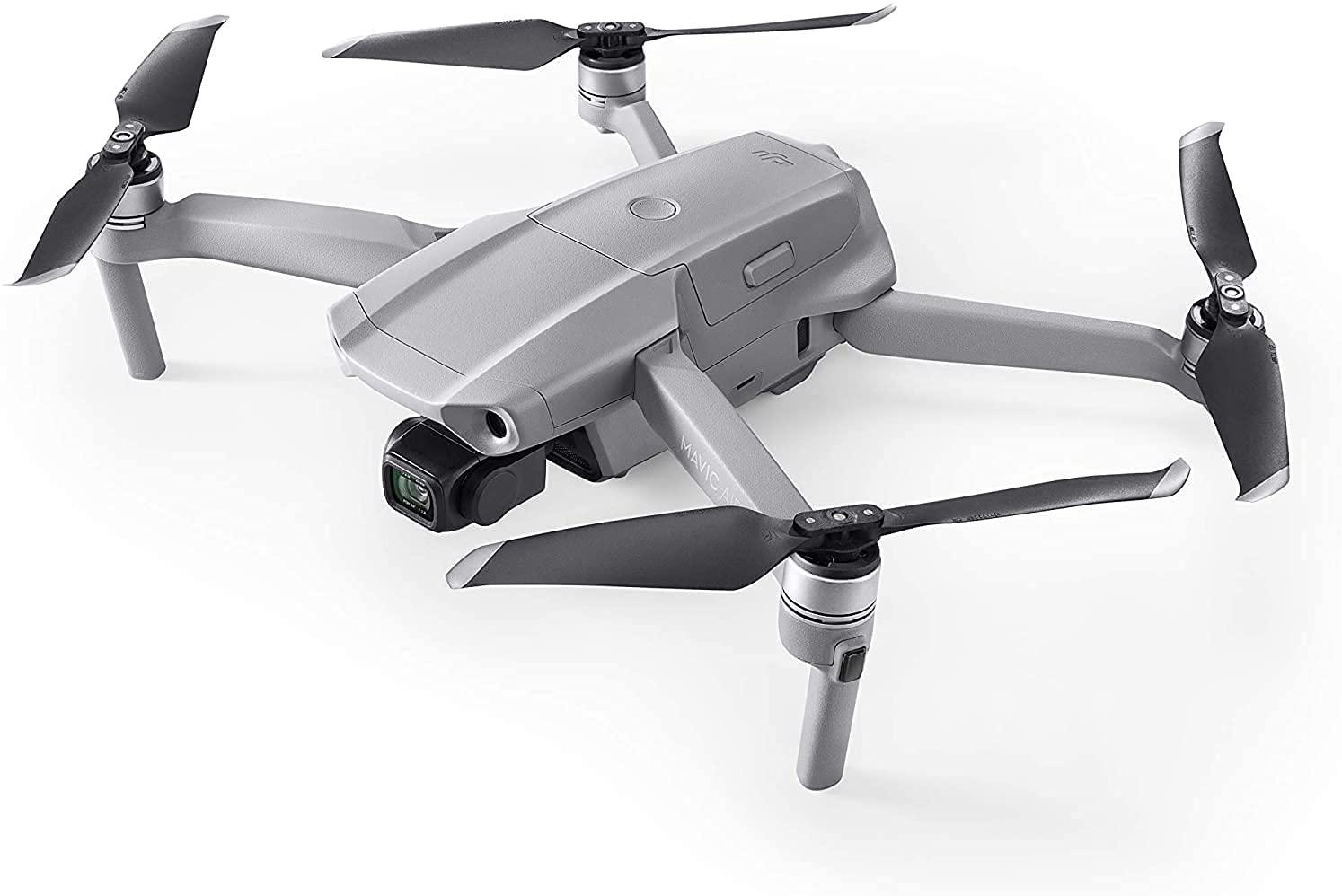 Dron do profesjonalnych zastosowań z kamerą