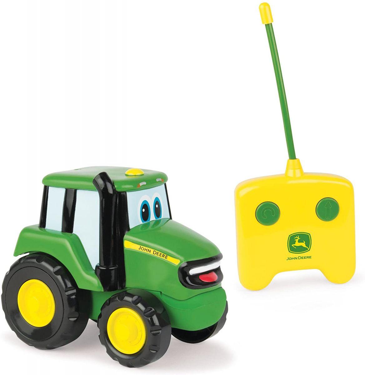 Zabawny traktor zdalnie sterowany dla dzieci John Deere