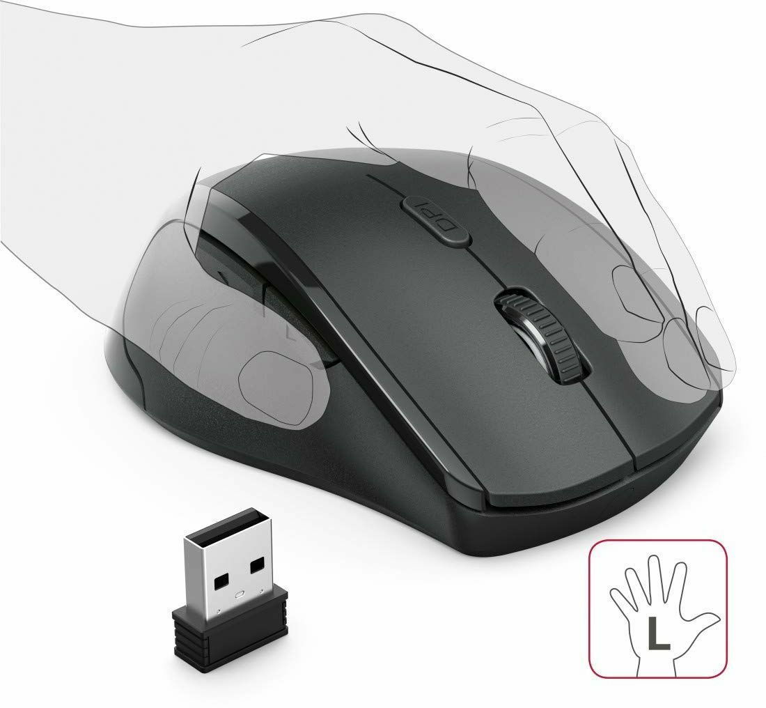 mysz dla leworecznych
