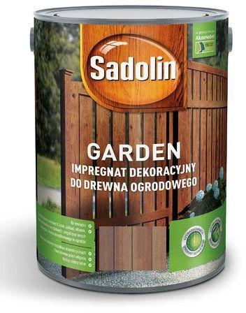 Impregnat do drewna Sadolin
