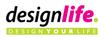 Logo sklepu design-life.pl