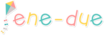 logo ene-due zabawki edukacyjne