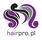 logo hairpro.pl