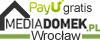 Logo sklepu mediadomek.pl