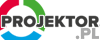 Logo sklepu projektor.pl