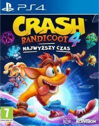 Crash Bandicoot 4 Najwyzszy Czas