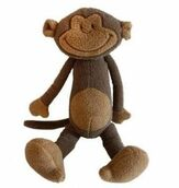 Małpka zabawka