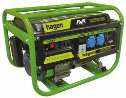Agregat prądotwórczy Hagen
