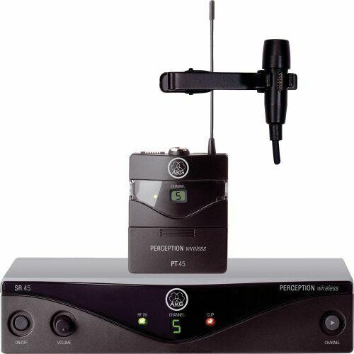 AKG mikrofon bezprzewodowy