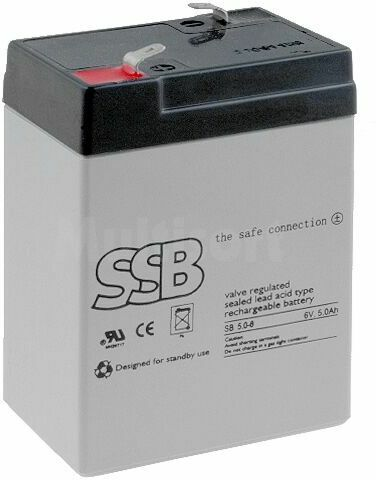 Akumulator 6v