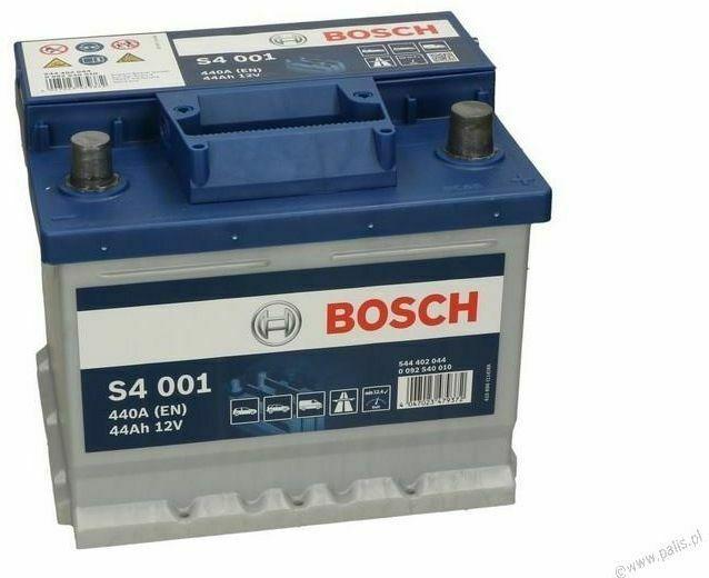 Akumulator Bosch