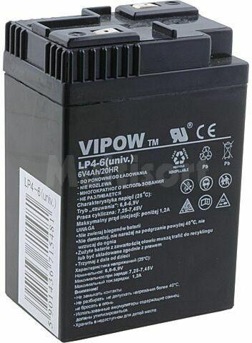 Akumulator VIPOW
