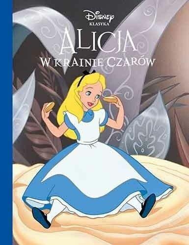 Alicja w Krainie Czarów książka