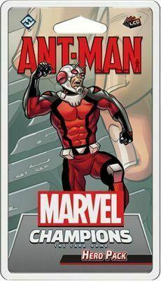 Ant Man zabawka