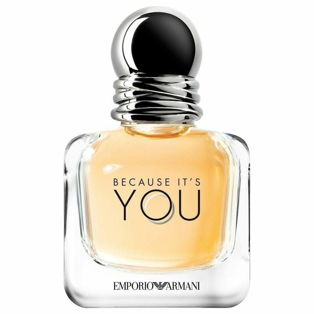 Armani Because It s You