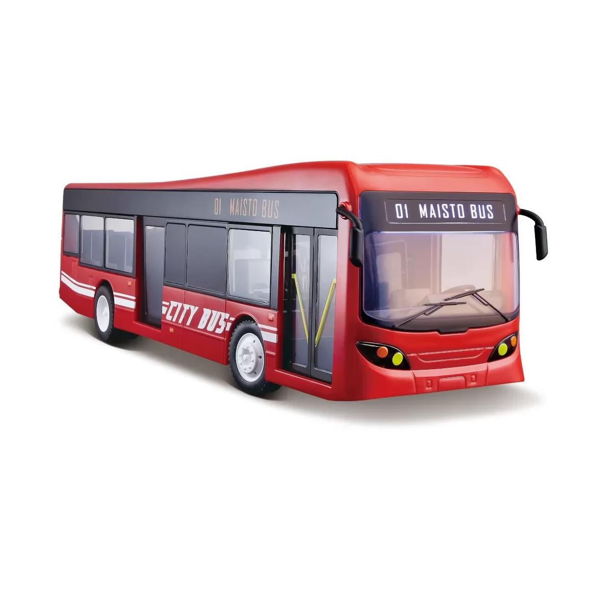 Autobus zdalnie sterowany