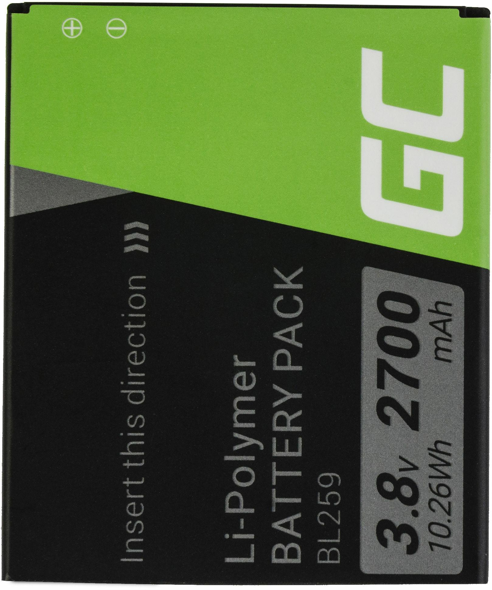 Bateria do telefonu Lenovo
