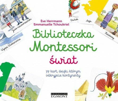 Biblioteczka Montessori