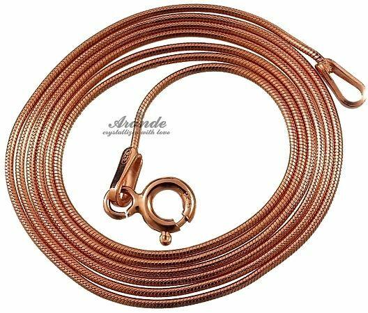 Biżuteria z różowego złota