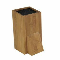 Blok na noże drewniany