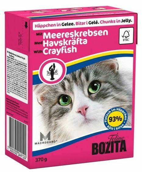 Bozita karma dla kota