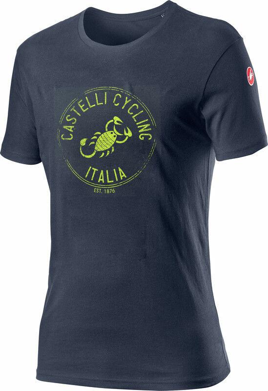 Castelli koszulki rowerowe